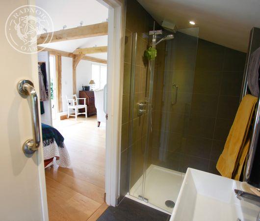 Oak Annexe | Elderly Accommodation | Granny Annexe | Interior | Radnor Oak