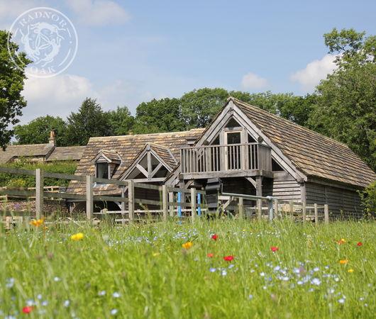 Oak stable complex in Lancashire
