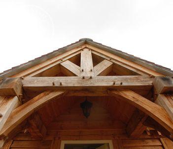 Oak Annexe | Porch | Garden Office | Accommodation | Air B&B | Radnor Oak