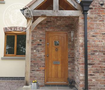 Exterior Door | Fully Boarded | Radnor Oak