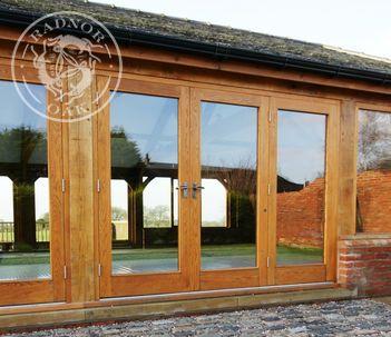 Exterior Door | French Doors | Radnor Oak