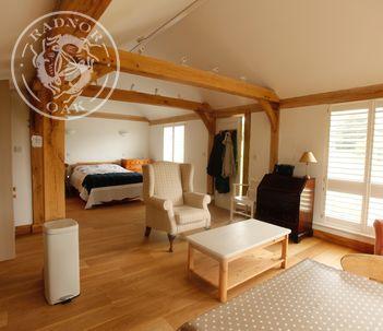 Oak Annexe | Elderly Accommodation | Granny Annexe | Interior Layout | Radnor Oak