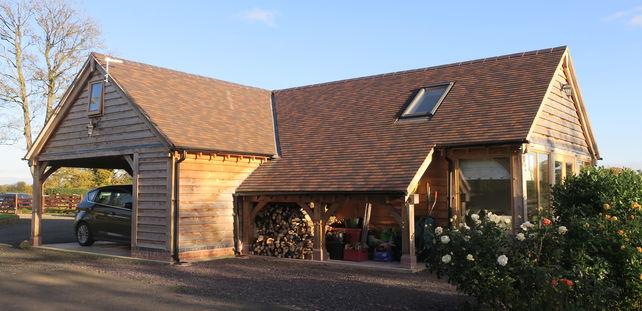 oak multi-purpose building