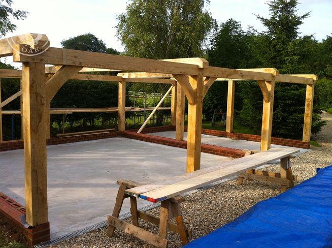 Oak Frame Complete