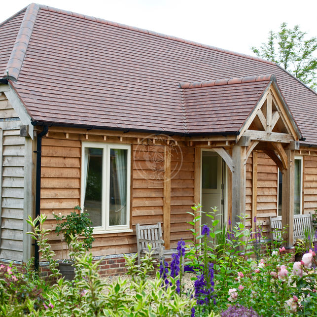 Garden Cottage | Accommodation & Home Office | Radnor Oak