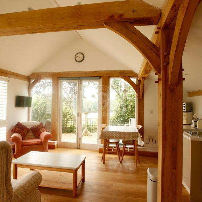 Annexe | Garden Cottage | Internal | Radnor Oak