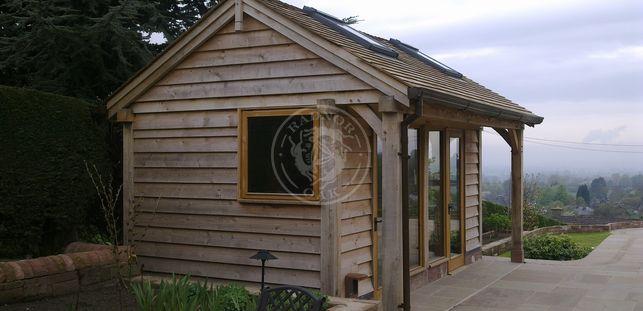 Summer House | SH006 | Radnor Oak