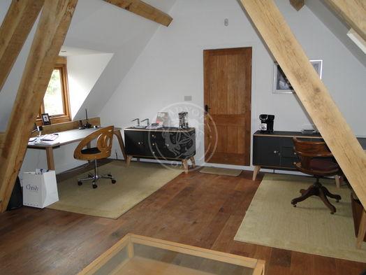 Brampton 2 Bay | Home Office | Interior | Radnor Oak