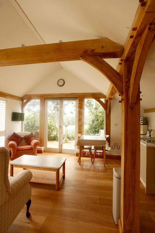 Annexe   Garden Cottage   Internal   Radnor Oak