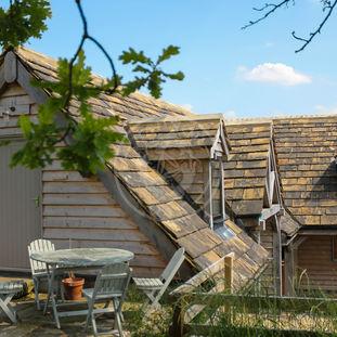 Oak Framed Stable design with rooms above | Radnor Oak | Oak Complexes & Bespoke