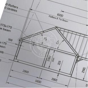 planning you oak building