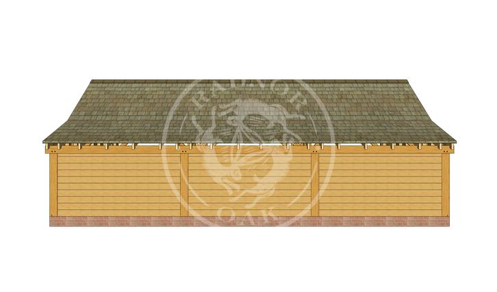 KI3010 | The Kinsham |  Radnor Oak